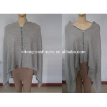 women fashion cashmere shawl,cashmere cape