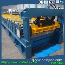 High Quality Trapezoidal Sheet Metal Machine China Supplier