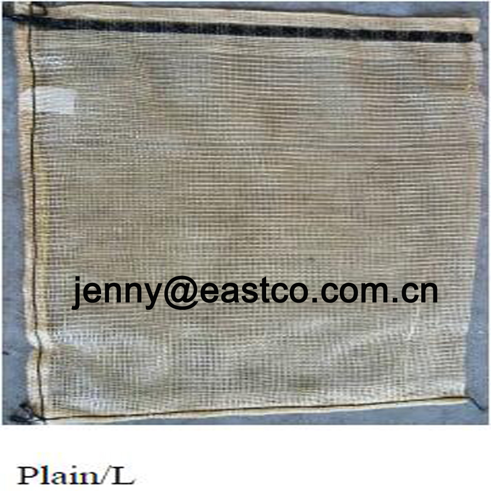L Sewing Firwood Leno Mesh Net Bag Sack