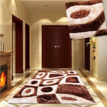3D Silk Carpet Living Room Flooring Mat Rugs