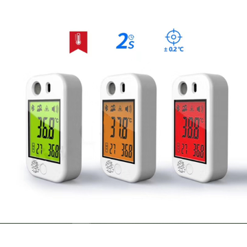 Handsfree Automatic Wall Mounted Infrared Thermometer
