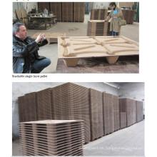China geformte Palettenherstellungsmaschinen