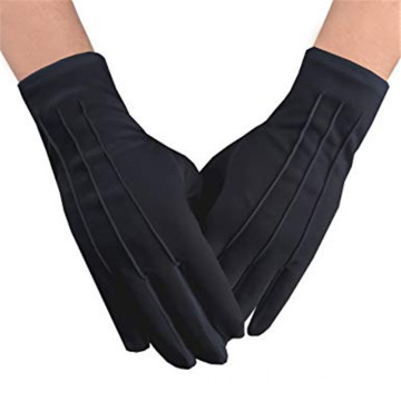 Nouveau produit Best-Selling Cotton Parade Gloves Militaire