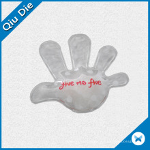 PVC Feather Filled & Stuffed & Air Filled Hangtag