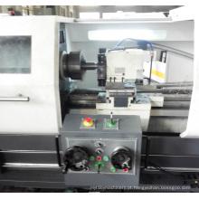 Máquina de torno vertical CNC
