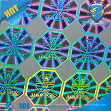 Make Holographic Foil Stickers,Rainbow Foil Sticker