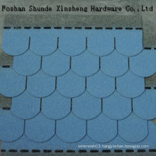 Fish Scale Shape Asphalt Shingles (HOT)