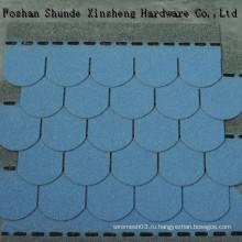 Строительный материал рыбья чешуя асфальт Гонт крыши