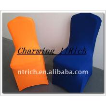 Capas de cadeira de spandex agradável para o Natal
