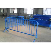 Clôture temporaire en barres métalliques soudées en poudre (Anjia-087)