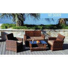 PE Rattan Garden Outdoor Wicker Furniture