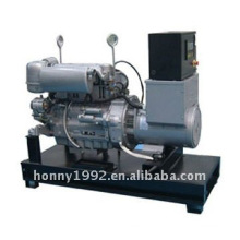 15kVA-94kVA Deutz air cooled generator set 50Hz 1500RPM