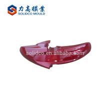 China mayorista de sitios web de plástico personalizado partes de la motocicleta molde de inyección producto de la motocicleta piezas molde de inyección de plástico