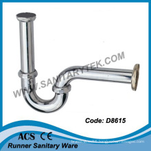 Competitive P Trap Siphon for Wash Basin (D8615)