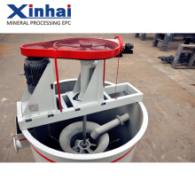 Tanque de mezcla del tanque de XBJ Floculent con el agitador, tanque de mezcla con el agitador para la planta de procesamiento del oro