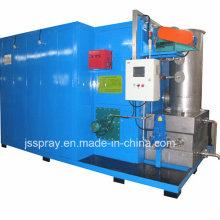 Облупившаяся краска Оборудование для экономии энергии, охраны окружающей среды