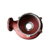 Machining Industry Parts Ductile Iron Casting Pump Housing