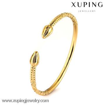 51079 Fashion dubai gold bangle, 24k Gold Color costume jewelry