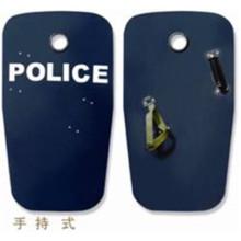 NIJ Iiia aramida escudo balístico para la policía
