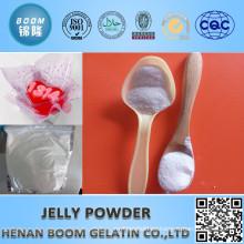 Polvo de gelatina compuesta alta transparente para la fabricación de gelatina