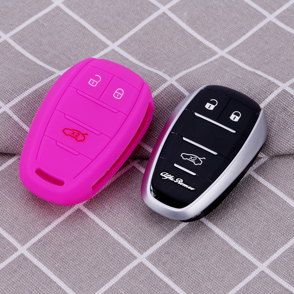 Car Key Cover Alfa Romeo