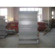 Équipement d'affichage de supermarché et de magasin / étagère et support de stockage de gondole en métal