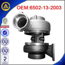 S6D155 turbo для бульдозера KOMATSU D155