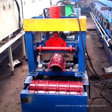 PPGI que cubre el rollo del casquillo del radge de la laminación en frío que forma la máquina