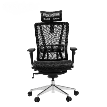 Professional Manufacturer for for Height Adjustable Office Chair Luxury Modern Office Swivel Ergonomic Full Mesh Boss Chair supply to Nigeria Factory