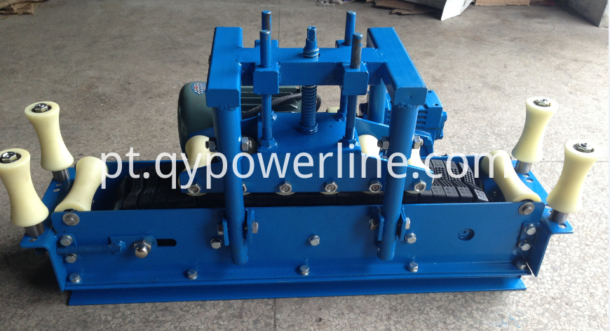 Stringing Equipment Cable Conveying Machine