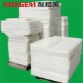 Natural white color PET plastic Sheet
