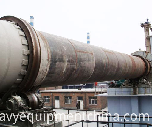 Calcium Oxide Production Line