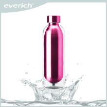 Botella de agua promocional de acero inoxidable de alta calidad