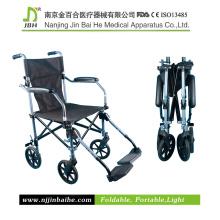 Cadeira de rodas manual de alta qualidade útil para deficientes