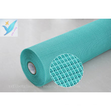 5mm * 5mm 75G / M2 Eifs de fibra de vidro de malha