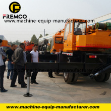 Heavy Construction Equipment Mobile Truck Crane