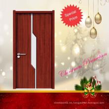 Diseños de puertas de chapa de madera promoción Navidad
