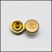 Botão Snap de alta qualidade em 12mm