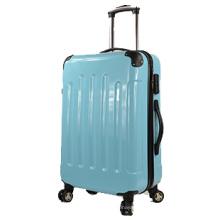 Wholesale Colorful ABS + PC Trolley Travel Luggage, sacs et étuis
