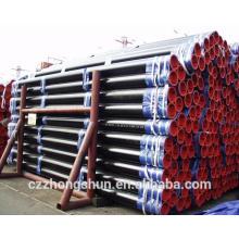 Finitions basses à bas prix 1026 tube en acier dom