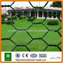 Hexagonal Gabion Caixa De Rede De Arame (Fábrica)