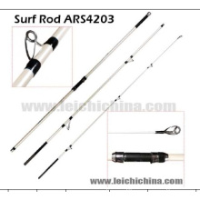 100-225g 2.9 Diameter′s Tip X-Fast Action Carbon Surf Casting Fishing Rod