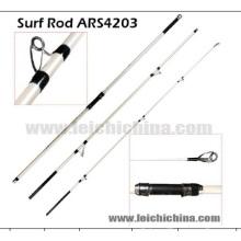 100-225g 2.9 Diâmetro′s Ponta X-Fast Ação Carbon Surf Casting Vara De Pesca