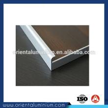 Barre d'angle en aluminium à faible prix