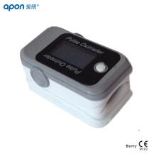 Oxímetro de pulso Bluetooth Fingertip com certificado CE