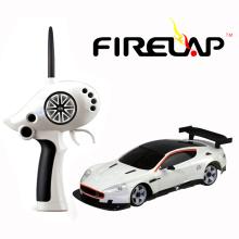 Juguete teledirigido del juguete 1/28 2WD R / C de Firelap Toy Car