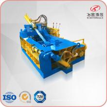 Mobile Hydraulic Horizontal Metal Scrap Iron Baler Equipment
