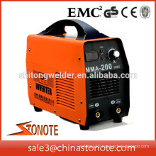 igbt inverter series dc arc welding machine