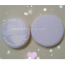 Pure Cotton Custom Baby Poudre cosmétique Puff avec Stick