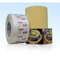 Unbedrucktes selbstklebendes Etikettenmaterial mit RoHS und Reichweite
